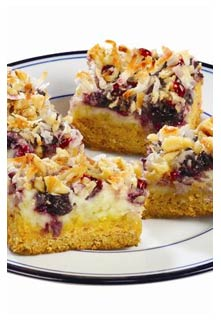 Blueberry Snack Bars from Mountain View Country Market in Chuckey, Tennessee