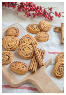 Cinnamon Rolls Cookies recipe from Mountain View Country Market in Chuckey,TN