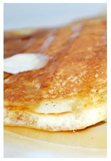 Apple Pancakes recipe from Mountain View Country Market in Chuckey,TN