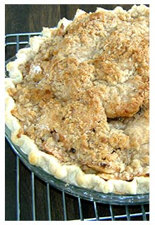 All American Apple Pie from Mountain View Country Market in Chuckey, Tennessee