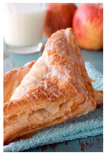 Apple Turnovers recipe from Mountain View Country Market in Chuckey,TN