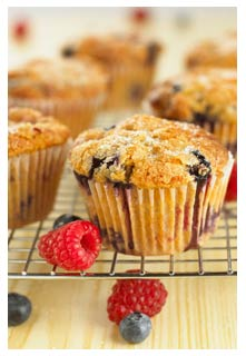 Free Berry Recipes from Mountain View Country Market in Chuckey,TN