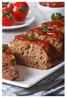 Free Best Ever Meat Loaf recipe from Mountain View Country Market in Tennessee