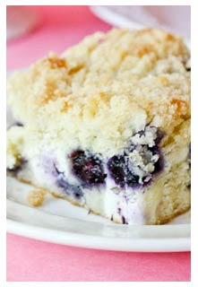 Free Blueberry recipes from Mountain View Country Market in Chuckey,TN