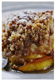 Free Grilled Apple Dessert recipe from Mountain View Country Market in Tennessee