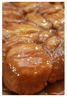 Free Caramel Breakfast Ring recipe from Mountain View Country Market in Tennessee