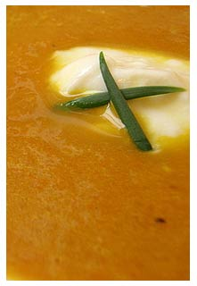 Free Carrot Soup recipe from Mountain View Country Market in Tennessee