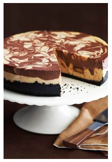 Peanut Butter Cheesecake recipe from Mountain View Country Market in Chuckey,TN