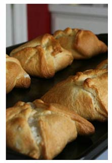 Free Chicken Crescents recipe from Mountain View Country Market in Tennessee