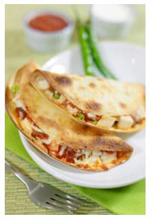 Chicken Quesadillas recipe from Mountain View Country Market in Chuckey,TN
