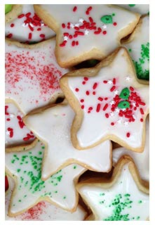 Free Sugar Cookies recipe from Mountain View Country Market in Tennessee