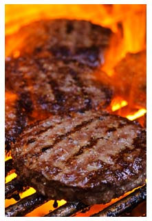 Free World's Best Barbecued Burgers recipe from Mountain View Country Market in Tennessee