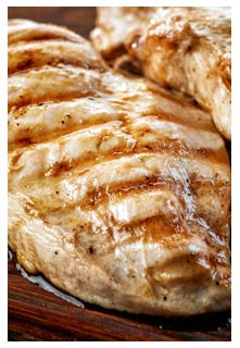 Free Grilled Teriyaki Chicken recipe from Mountain View Country Market in Tennessee