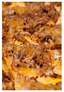 Free Super Nachos recipe from Mountain View Country Market in Tennessee