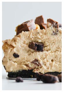 Free Peanut Butter Ice Cream Pie Recipe from Mountain View Country Market in TN