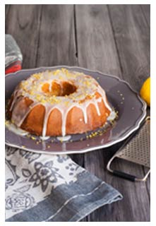 Lemon Poppy Seed Cake recipe from Mountain View Country Market in Chuckey,TN