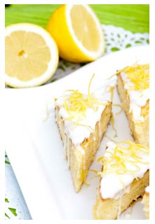 Free Lemon Sheet Cake recipe from Mountain View Country Market in Tennessee