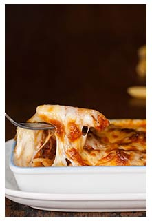 Free Seven-Layer Rigatoni recipe from Mountain View Country Market in Tennessee