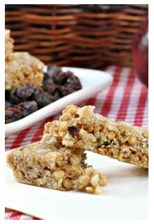Granola Bars recipe from Mountain View Country Market in Chuckey, Tennessee