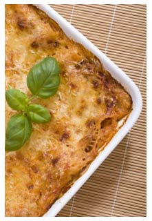 Potato Lasagne from Mountain View Country Market in Chuckey, Tennessee