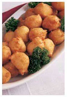 Free Potato Puffs recipe from Mountain View Country Market in Tennessee