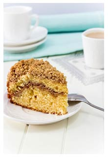 Free Pumpkin Coffee Cake recipe from Mountain View Country Market in Tennessee