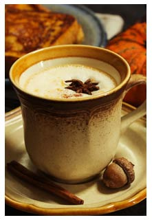 Free Pumpkin Spice Chai recipe from Mountain View Country Market in Tennessee