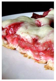 Free Rhubarb Recipes from Mountain View Country Market in Chuckey,TN