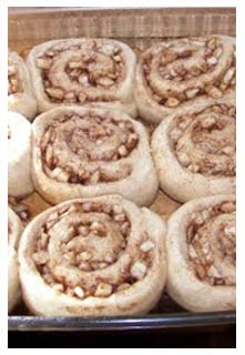 Apple Rolls  recipe from Mountain View Country Market in Chuckey,TN
