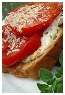 Free Tomato Delight Sandwiches recipe from Mountain View Country Market in Tennessee
