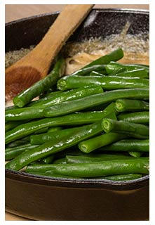 Creamy Bean Skillet recipe from Mountain View Country Market in Chuckey,TN