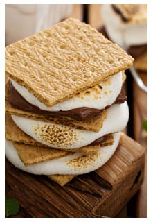 Free S'more Recipes from Mountain View Country Market in Chuckey,TN