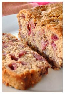Free Strawberry Bread recipe from Mountain View Country Market in Tennessee
