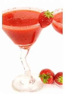 Strawberry Party Punch Recipe from Mountain View Country Market in Chuckey, Tennessee