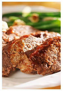Free Sweet and Sour Meat Loaf recipe from Mountain View Country Market in Tennessee