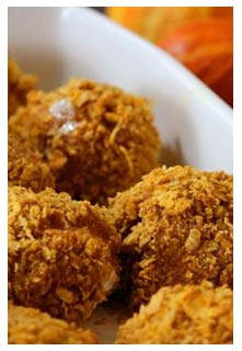 Free Sweet Potato Balls recipe from Mountain View Country Market in Tennessee