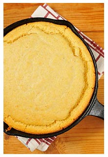 Free Sweet Potato Cornbread recipe from Mountain View Country Market in Tennessee