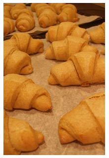 Free Sweet Potato Rolls recipe from Mountain View Country Market in Tennessee