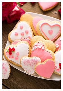 Free Valentine Treat Recipes from Mountain View Country Market in Chuckey,TN