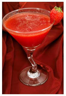 Free Strawberry Daiquiri recipe from Mountain View Country Market in Tennessee